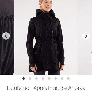 Lululemon Apres Practice Anorak